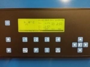 250 Liter RUMED Molecular Dimensions 3101 Crystal Growth-Rate Control Incubator